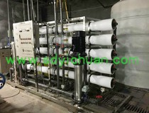 Pullman 15T single stage reverse osmosis equipment